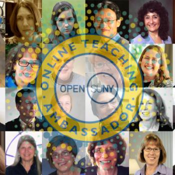 Online Teaching Ambassadors 2017
